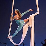 aerial circus St. John's