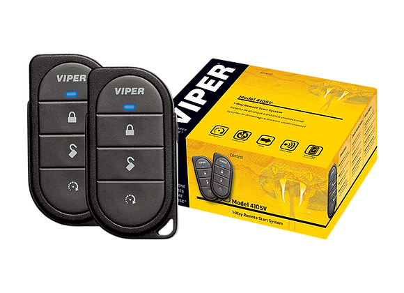 Viper 1-Way 4-Button Remote Start System 4105V