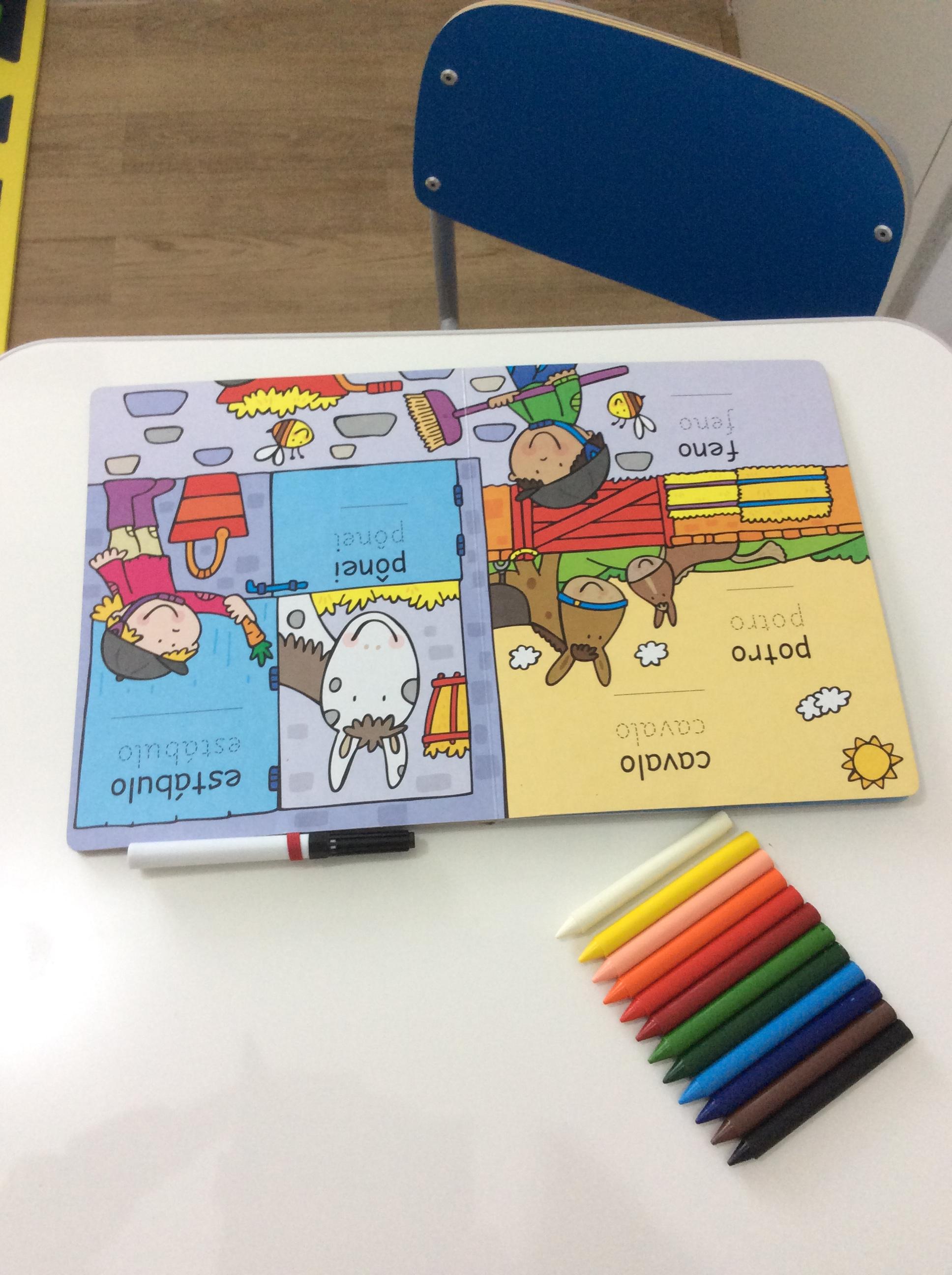 estimulação de leitura para crianças