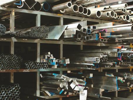 Material Umum yang digunakan pada Heat Exchanger