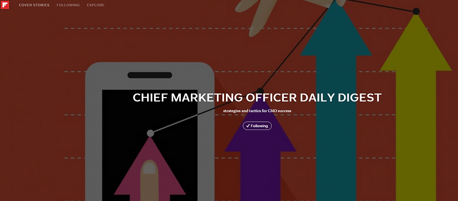 Chief Marketing Officer Daily Reads