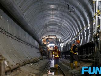 MRT Jakarta Diperkirakan Rampung pada Februari 2019