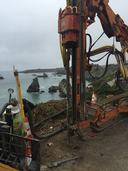 Compaction Grouting Bodega Bay, CA