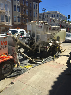 Compaction Grouting San Francisco