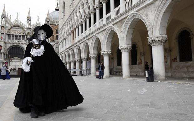A Origem das Máscaras Venezianas e onde encontrar.