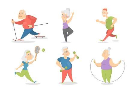 Bewegen met osteoporose