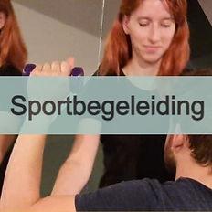 Sportbegeleiding, zowel individueel als in kleine groep.. Klik hier voor meer info.