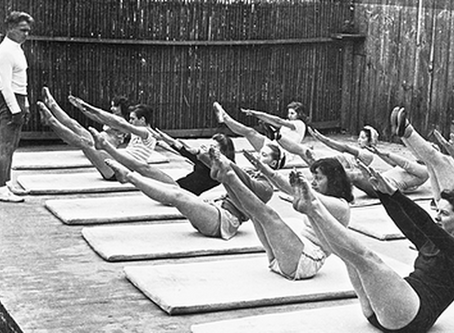 Het verhaal achter Pilates
