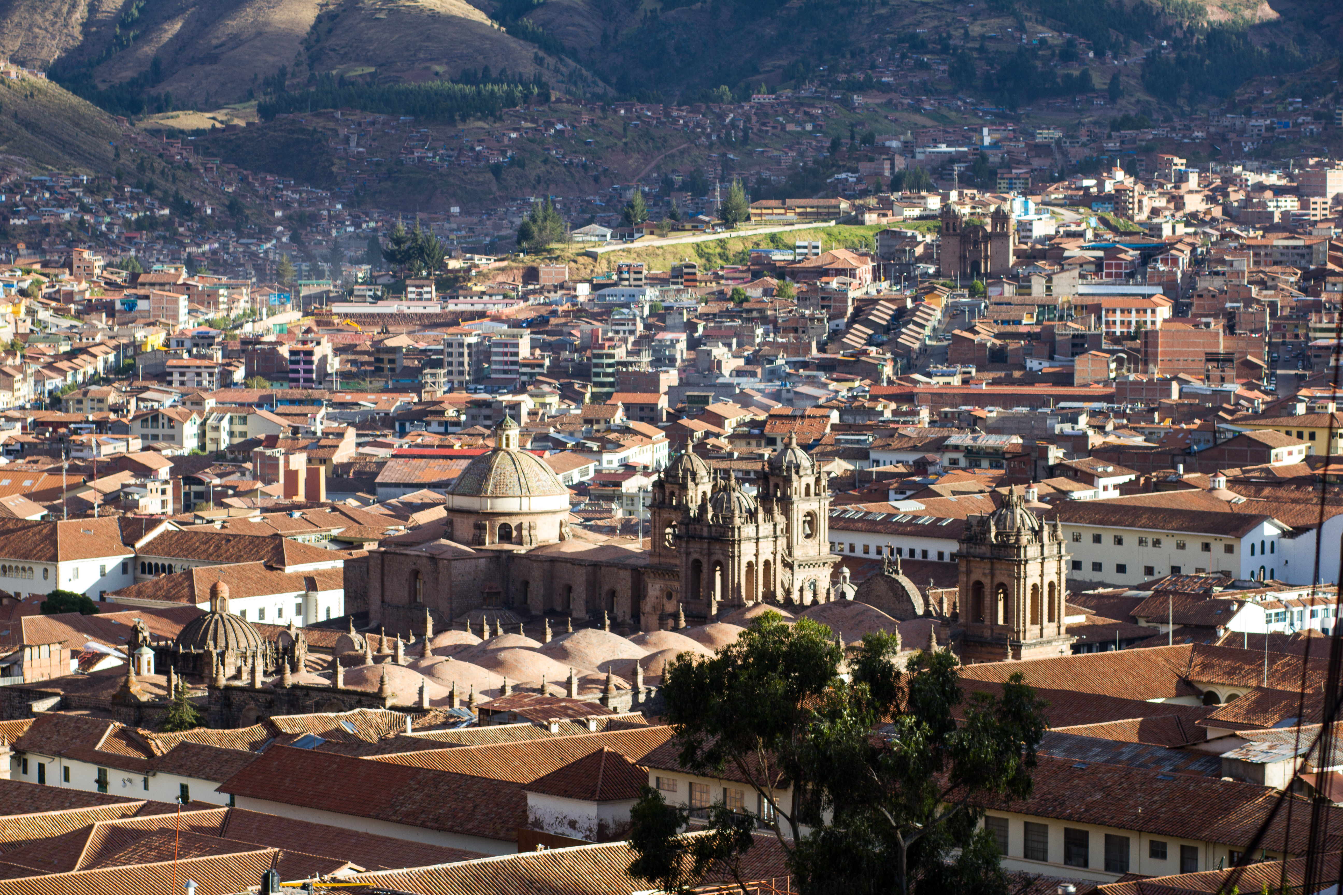Historic Cusco, Peru