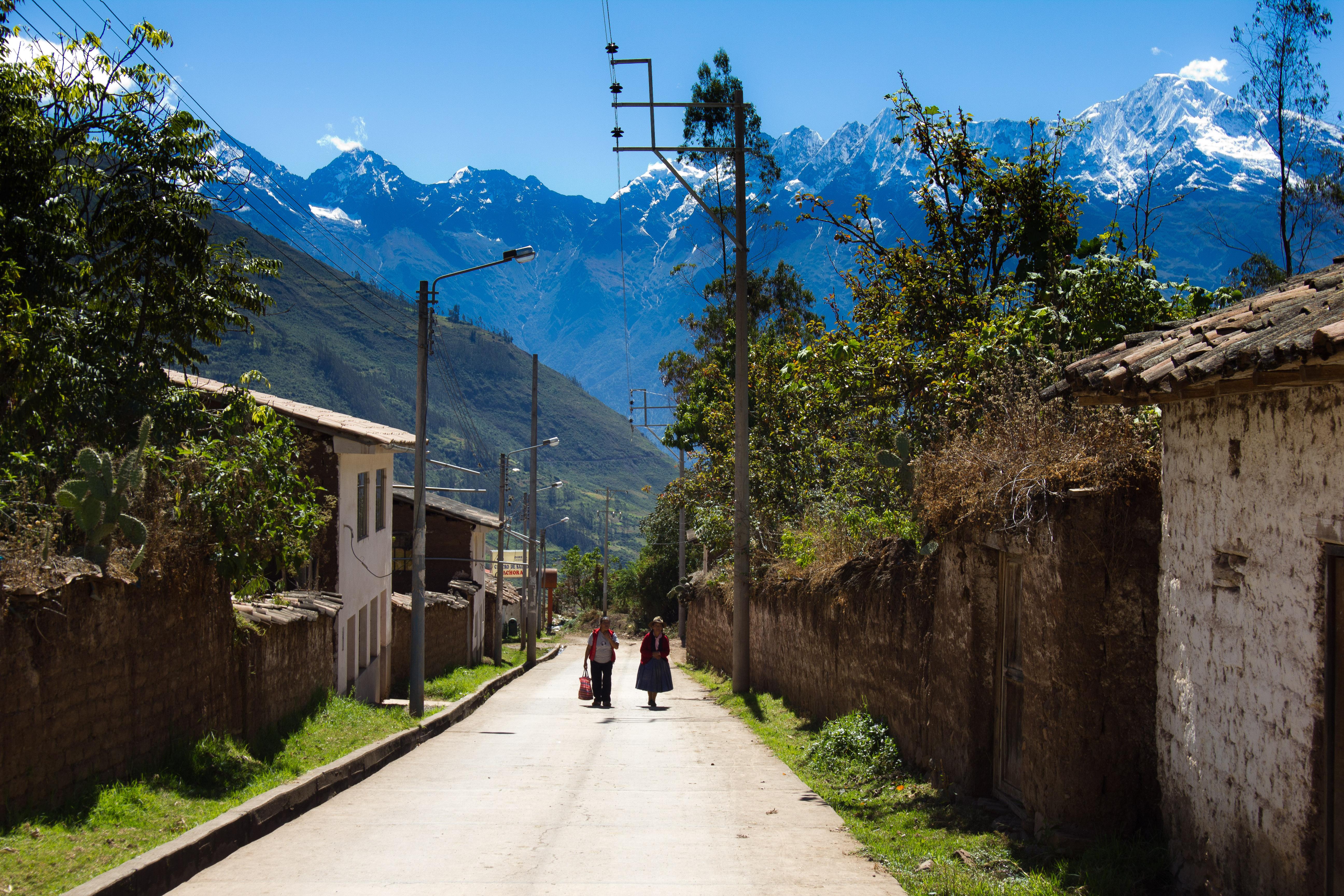 Cachora Village, Peru
