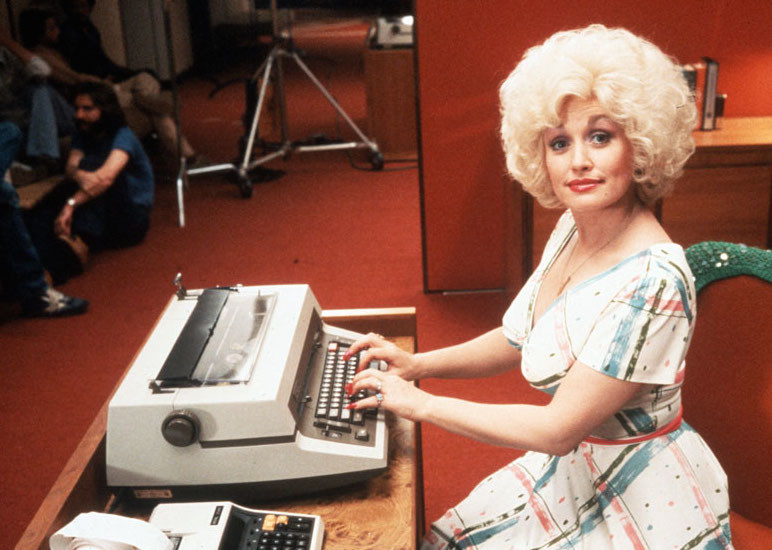 Dolly Parton - early critique of the 9 to 5 working week - content marketing genius?