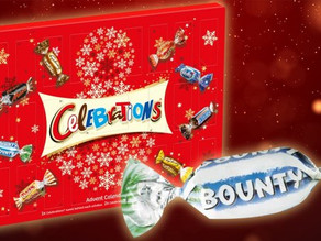 PR Win of the Week: Celebrations Advent Calendar