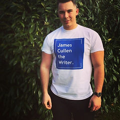 James Cullen the Writer leeds freelance copywriter
