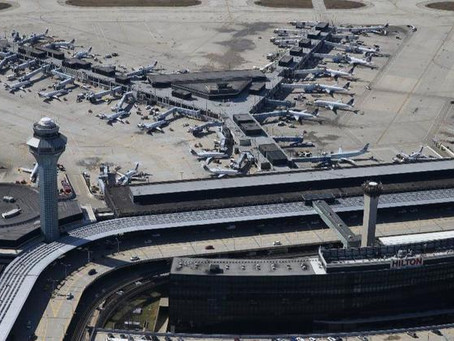 O'Hare Expansion Means Steel, Steel, Steel & Polishing