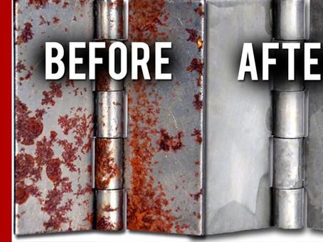 3 Easy Ways to Polish Metal