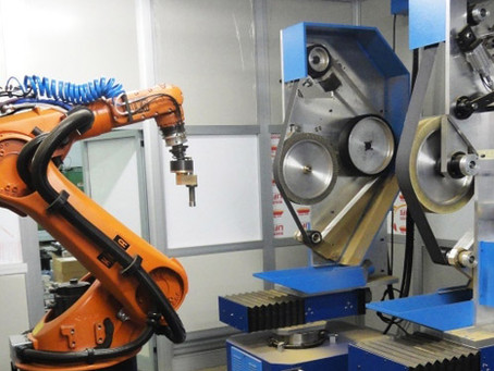 The Transition to Robotics and Automation in Metals Polishing