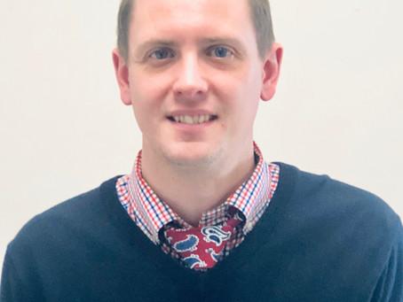 Meet our New Business Development Associate: Darragh Harten