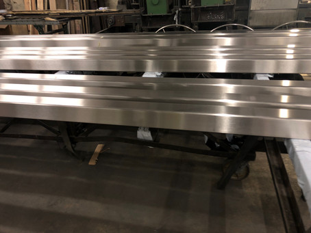 Getting the Perfect Mirror Finish for Stainless Steel