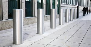 Metal Polishing NJ - Bollard Fabrication