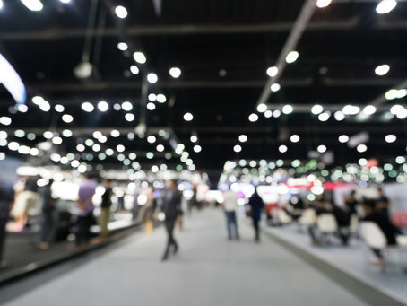 Unfortunately, there are no metals polishing trade shows.