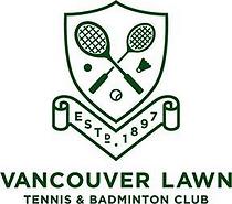 Vancouver Lawn tennis & badminton club logo