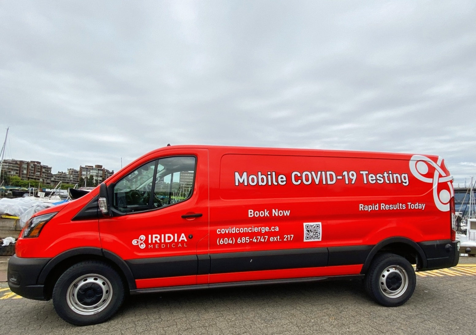 Mobile COVID-19 Testing