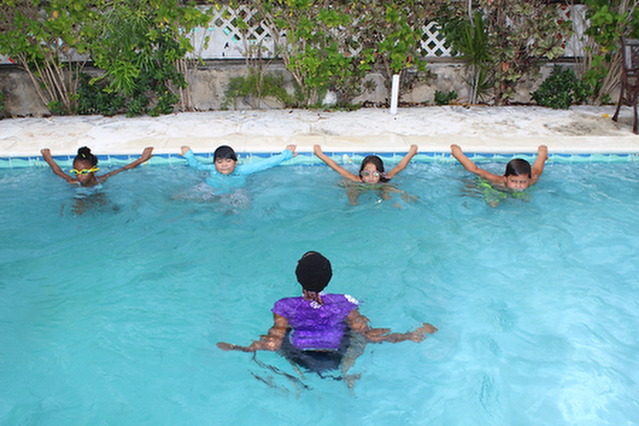 TLS Learning To Swim Activity -004