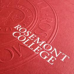 Rosemont Folder