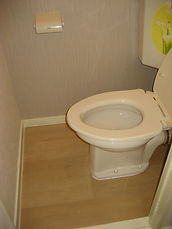 トイレ アクセントクロス