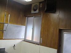 台所 換気扇