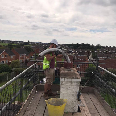 All Types of Chimney Re-lining