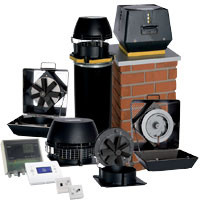 Chimney Fan Supply, Installation and Service