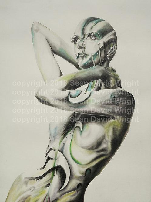 Untitled (Alien Woman)