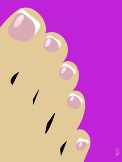 Pop Toes 4
