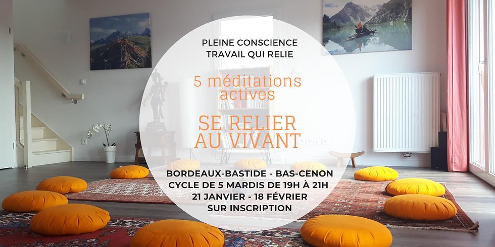 5 Méditations Actives pour Se Relier au Vivant