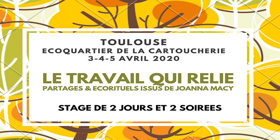 Stage de Travail Qui Relie à Toulouse (2 jours)