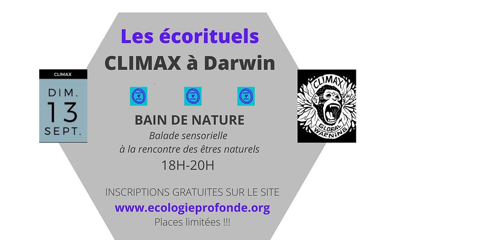 Les écorituels CLIMAX - BAIN DE NATURE