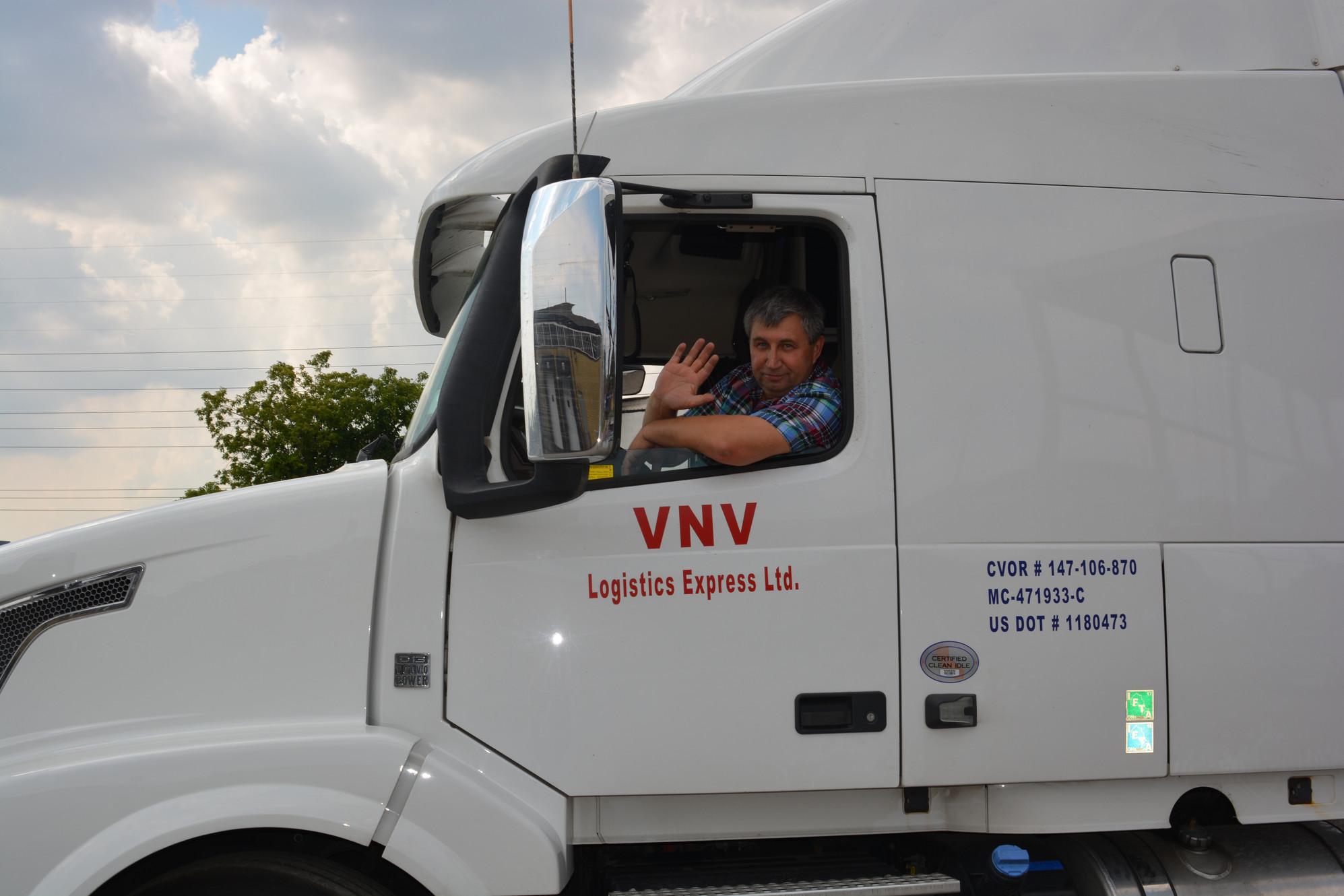 Truck driver jobs toronto