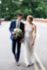 Natural Bridal Makeup in Piedmont Park Atlanta Jewish Wedding