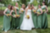 Park Tavern Bride and Bridesmaids Hair Styling and Wedding Makeup