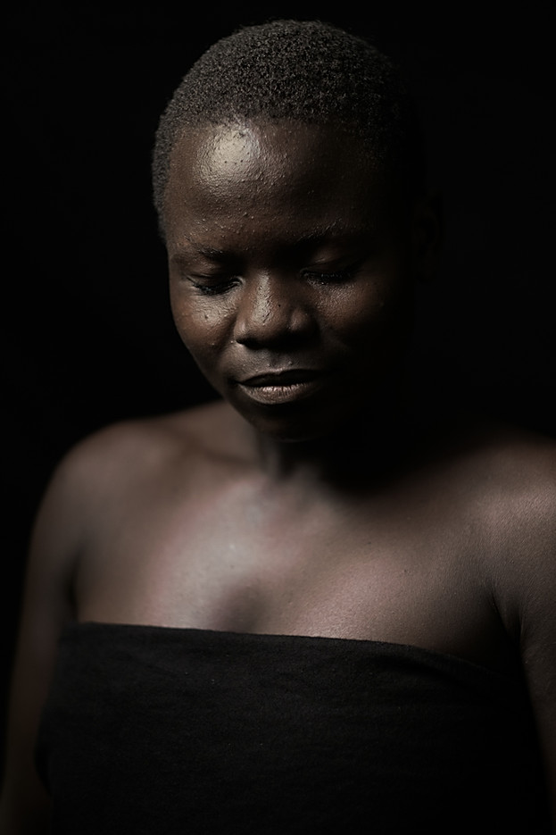 Jane, 18 years, spent 3 years in abduction at the border with South Sudan. At the age of 8 she escaped and survived 3 days alone in the bush. Jane, 18 years, spent 3 years in abduction at the border with South Sudan. At the age of 8 she escaped and survived 3 days alone in the bush. (name has been changed)