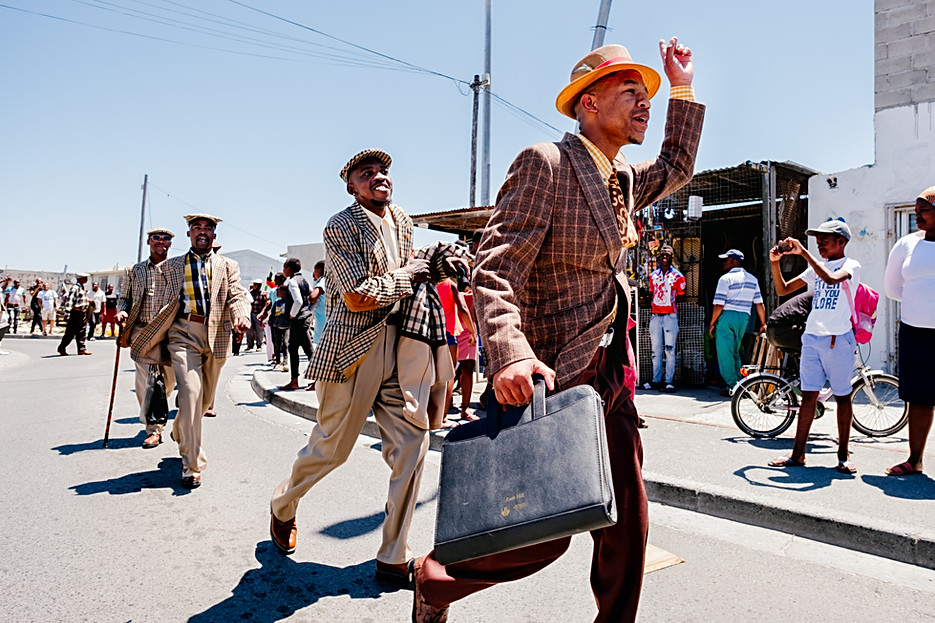 Brotherhood Social Club - Dress like a gentleman, behave like a gentleman.