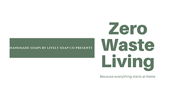 Green and White Zero Waste Living Educat