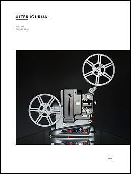 utter journal, photobook, Mark Cator, object