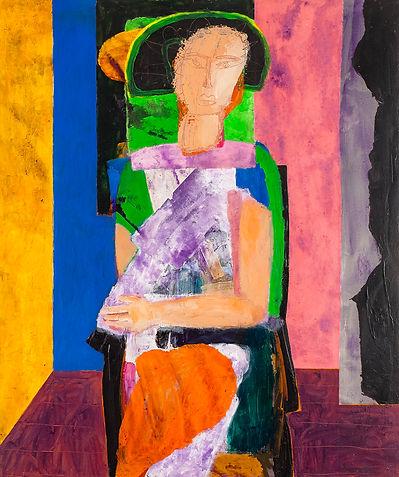 painting, figurative, Bruer Tidman, Great Yarmouth, Norfolk, painter, colour, fine art, acrilic painting