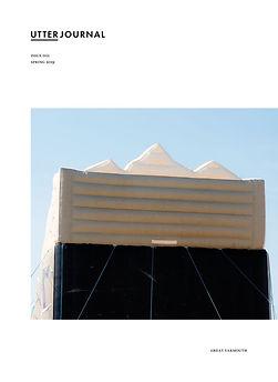 utter journal, photobook, Mark Cator, great yarmouth