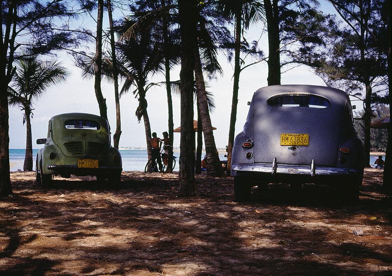 The Beach, Cuba, 1991