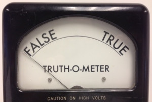 Google's True-o-Meter