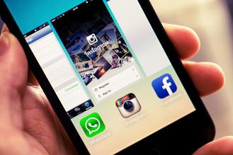 Social Media's Shopping Spree