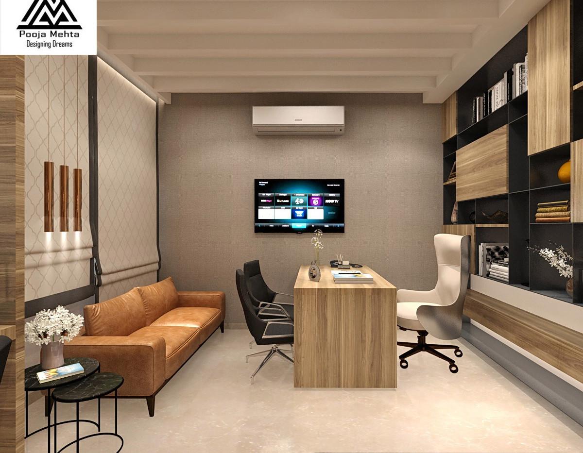 Best Office Interior Designers In Mumbai - Pooja Mehta Designing Dreams